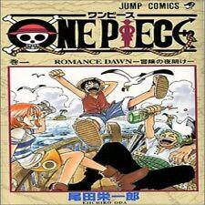 New ONE PIECE Volume 1 Vol.1 Manga Jump Comics Book from JAPAN