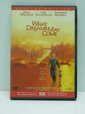 What Dreams May Come (Dvd movie, 2003) Cuba Gooding Jr., Robin Williams