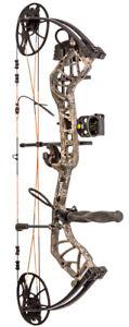 Fred Bear Archery Legit Bow RTH LH 10-70# TrueTimber Strata Camo - AV13A210A7L