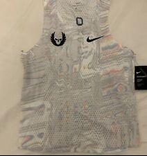 Nike Pro Elite Aeroswift Oregon Project Singlet Gyakusou SIZE LARGE BRAND NEW