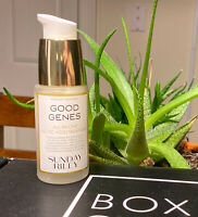 New Sunday Riley Good Genes All-In-One Lactic Acid Treatment 1oz/30ml - Boxy