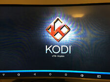 2018 4K Quad Core Android TV Box KODI 17.6 Ultra HD Pro- Media Player Streamer
