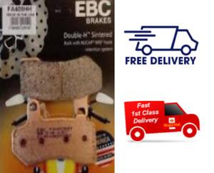 HARLEY DAVIDSON ELECTRA GLIDE 2008 - 2020 EBC Sintered REAR Brake Pads FA409HH
