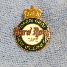 Hard Rock Cafe Pin New Orleans Mardi Gras 1996