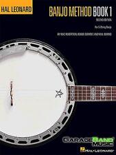 Hal Leonard Banjo Method - Book 1 - 2nd Edition, For 5-String Banjo, Book Only