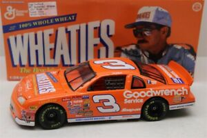 DALE EARNHARDT 1997 WHEATIES GOODWRENCH WINSTON SELECT 1/24 ACTION DIECAST CAR