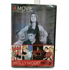 4 Movie Collection of Hollywood Comedy Hits Dvd Saving Silverman -Hexed -etc