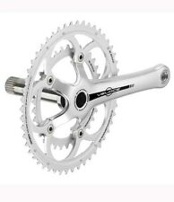 NEW CAMPAGNOLO VELOCE 170mm 50/34t compact chainset crankset 10 speed SILVER