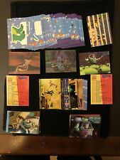 Disney Toy Story SERIES 1 1995 SKYBOX Complete Base Card & Badge SET OF 98 Cards