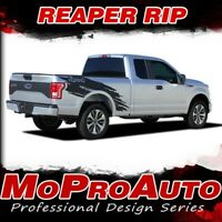 2015-2019 Ford F-150 Side Truck Bed Vinyl Graphic RIP 4X4 Stripe 3M Decal Kit