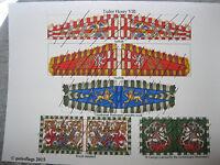 28mm Renaissance Henry VIII Tudor 16th Century English flags