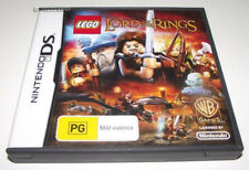 Lego The Lord of the Rings Nintendo DS 2DS 3DS Game *Complete*