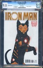 Iron Man #23 NOW CGC 9.8 Animal variant cover