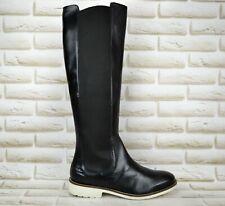 MELVIN & HAMILTON AMELIE 14 Womens Leather Long Knee High Boots Size 7 UK 40 EU