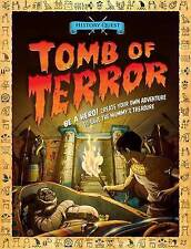 History Quest Adventure TOMB OF TERROR by TIMOTHY KNAPMAN ~ Be a hero!
