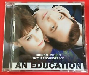 An Education Original Soundtrack CD Brand New and Sealed Free Post