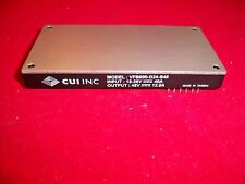 NEW CUI INC ISOLATED CONVERTER DC/DC 18-36V IN 48V OUT 12.5A 600W VFB600-D24-S48