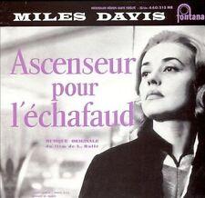Ascenseur Pour L'Echafaud: Lift To The Scaffold by Miles Davis (CD, Sep-2007,...