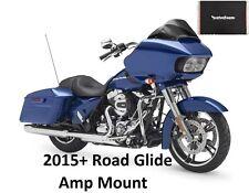 2015+ Harley Road Glide amp mount Rockford Fosgate pbr300x2 pbr300x4 amplifier