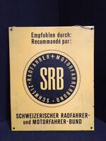 Srb Schweiz. Radfahrer- E Motorradfahrer-Bund - Targa di Latta - Ch Del 1950
