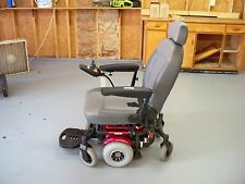QUICKIE MODEL S-11  ELECTRIC MOTORIZED HANDICAP WHEELCHAIR WE HAVE MORE  X-22