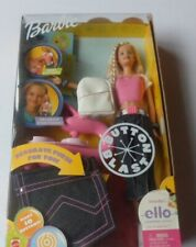 Barbie Button Blast Doll with accessories  - 56946