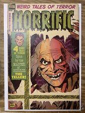 Horrific #10/Golden Age PCH Comic Book/GD-VG