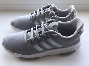 **Adidas** grey trainers lite racer TR Size 5.5 unisex