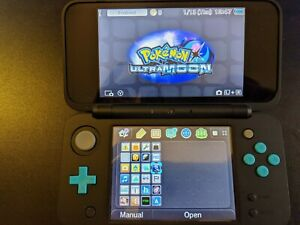 Nintendo 2DS XL Handheld System - Wireless Capture Card + Pokemon Ultra Moon
