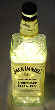 Unique Jack Daniels Tennessee Honey Bottle Lamp with 50 Warm White LEDs