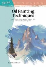 Oil Painting Techniques: Learn How to Create Dynamic Textures with the Versati..