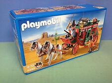 (N4399) playmobil Diligence western ref 4399 en boite neuve