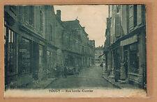 Cpa Toucy - rue Lucile Cormier tp0554