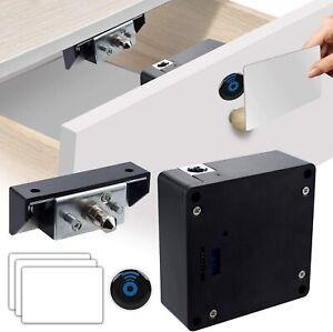 Cabinet Drawer Lock RFID Card Electronic Cabinet Locker Hidden Keyless Locker