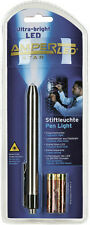 Ampercell LED linterna pen light acero inoxidable