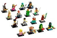 LEGO Minifigures Series 20 71027 - Complete Set Of All 16 - No Duplicates