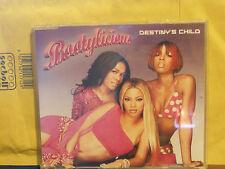 DESTINY'S CHILD - BOOTYLICIOUS - 3 versioni + traccia video - 2001 usato
