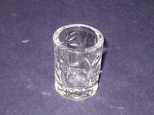 American Girl Rebecca Drinking GLASS Tumbler from Sabbath Set  4P3