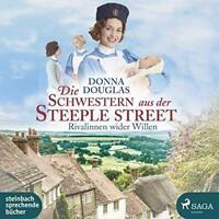Donna Douglas - Die Schwestern aus der Steeple Street 2CD NEU OVP VÖ 12.06.2020