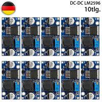 10tlg Step-Up Booster DC-DC Spannungswandler Modul Arduino Raspberry Pi LM2596