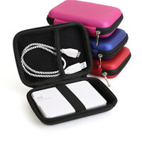 Carry Case Cover Pouch Bag For 2.5 Inch USB External Hard Disk Drive WD  Js