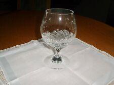 Cognagschwenker Glas Zwiesel Kristallglas mit Schliff  neuwertig !