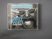 CD BARRY WHITE  STAYING POWER