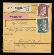 154407) DR Paketkarte aus Kassel 2
