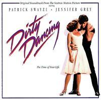 (CD) Dirty Dancing (Original Soundtrack) - Ronettes, Patrick Swayze, Eric Carmen