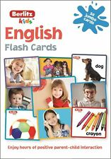 Berlitz Flash Cards English Latest Edition