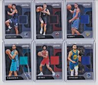 2019-2020 Panini Prizm Basketball Sensational JSY Relic - COMPLETE YOUR SET!