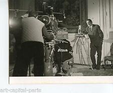 FILM IVAN GOVAR PHOTOGRAPHIE C. 1950 ARGENTIQUE ORIGINALE VINTAGE PHOTOGRAPH