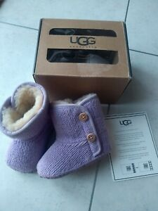 Ugg Australia Suze2-3 6-12 Months Baby Girl Boots bootie