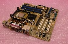 ASUS P4R800-VM Socket 478 DDR1 VGA AGP PCI System Motherboard - No Backplate